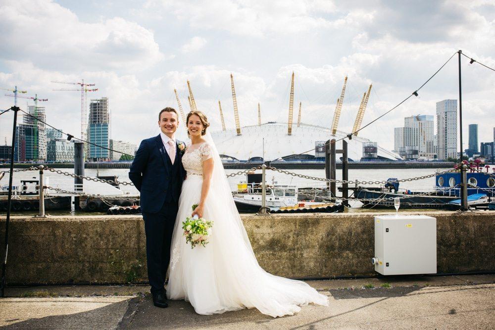 Trinity Buoy Wharf wedding